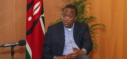 Uhuru Kenyatta's stern warning to Raila Odinga over detained CORD members