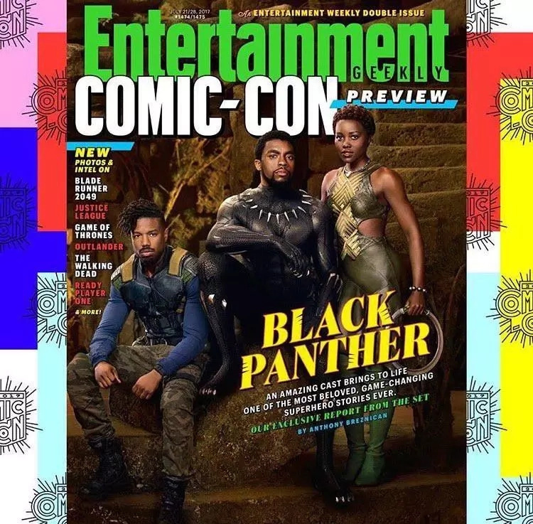 See Marvel's most exciting cover shots of the 'Black Panther' starring Lupita Nyong'o