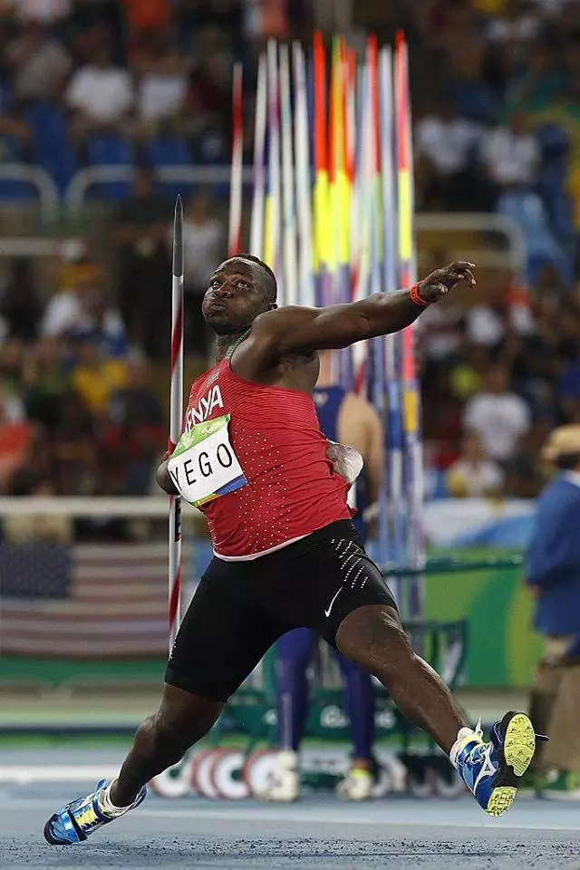 Julius Yego speaks after Rio Olympics heartbreak