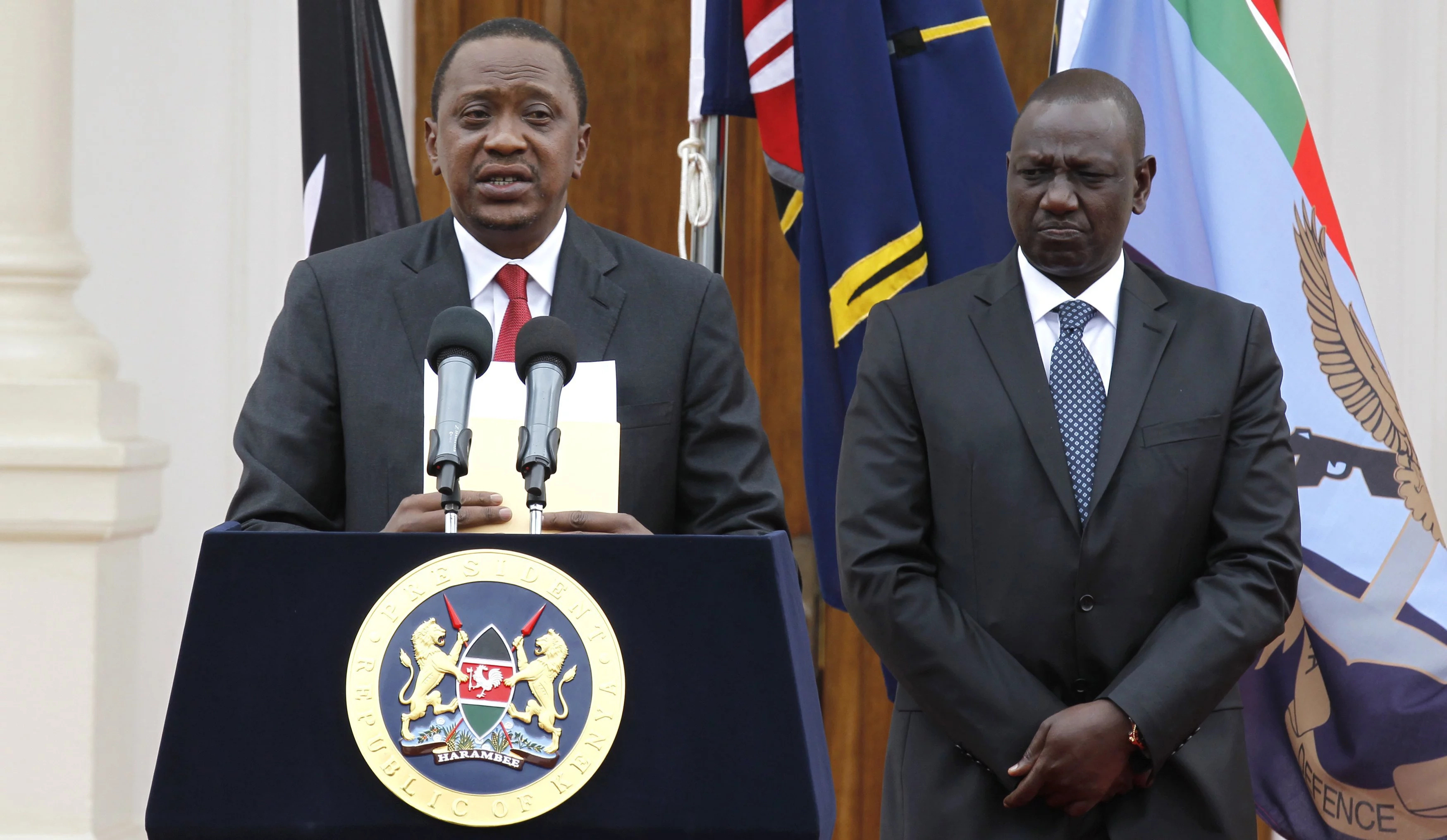 Uhuru should send his sons to fight al-Shabaab- politician