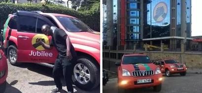 Controversial 'details' of Uhuru Kenyatta's new party headquarters revealed