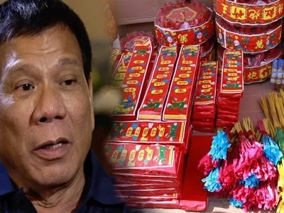 Duterte brings New Year-related injuries at record low