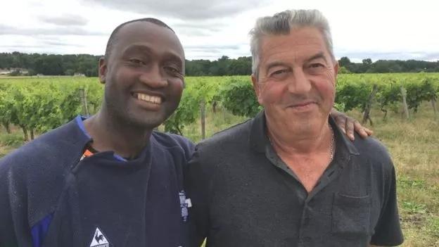 Meet Africa's first cognac maker who was once an international footballer