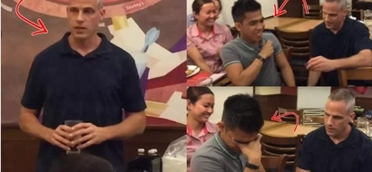 He first narrated how in love he is with him. American guy proposes to a Pinoy in magical viral video!