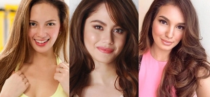Perfect genes combined! 17 half-Filipina beauties you won't expect to have foreign blood