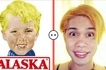 Remember the Alaska kid with golden hair? He is now a lady!