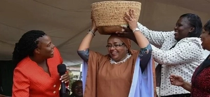 8 times when Margaret Kenyatta looked like the BEST First Lady ever(photos)