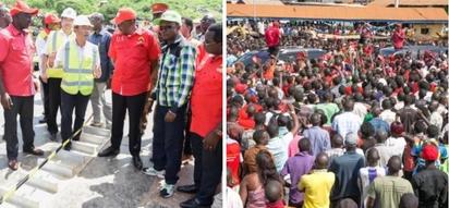 Mambo yanazidi kumharibikia mbunge wa Budalang'i Ababu Namwamba? pata kujua alichofanyiwa mbele ya Uhuru