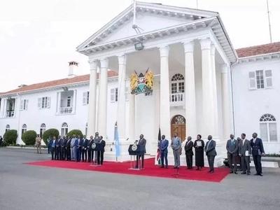 AFISA wa Ikulu ashtakiwa kwa tuhuma za kuiba nyasi!