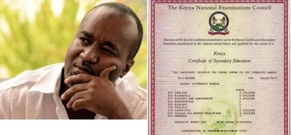 Joho's school puts to rest the controversy surrounding his KCSE results