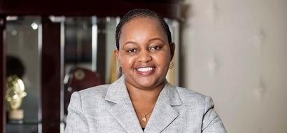 Anne Waiguru atangaza mgombea mwenza. CHAGUO lake lashangaza!