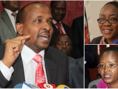 Aden Duale harshly criticises move by section of MPs to impeach Health CS