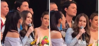 Madami nang natulugan! Marian Rivera becomes emotional during her birthday celebration in 'Sunday PinaSaya'