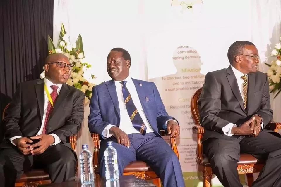 Raila Odinga ashambulia IEBC na Jubilee, na kuzungumzia vurugu za 2008