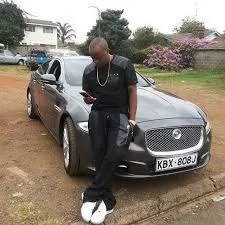 The love Uhuru's friend has for top-of-the-range cars