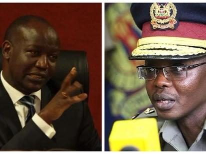 IG Boinett and DCI boss file lawsuit to challenge contempt of court charges for fear of being ejected from office