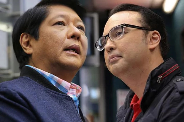 Duterte's offer to Marcos, just speculation – Cayetano
