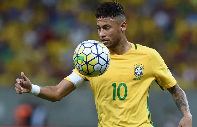 Neymar encabeza la Selección para Río 2016