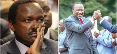 Trouble in paradise for NASA as Kambas vow to re-elect President Uhuru