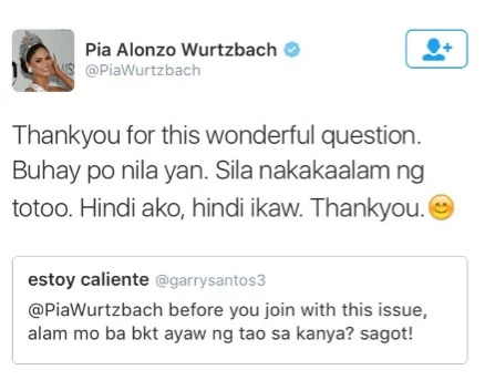7 moments when Pia Wurtzbach slammed bashers