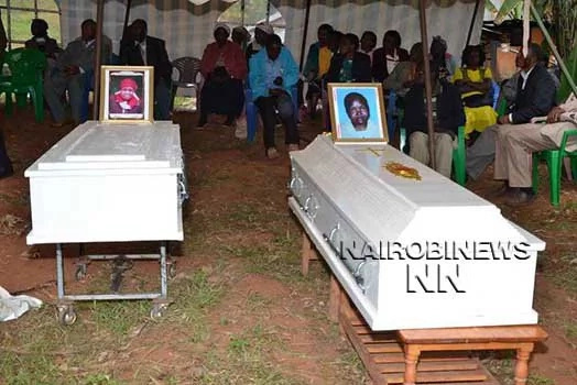 Woman who died at mom's funeral buried without investigation