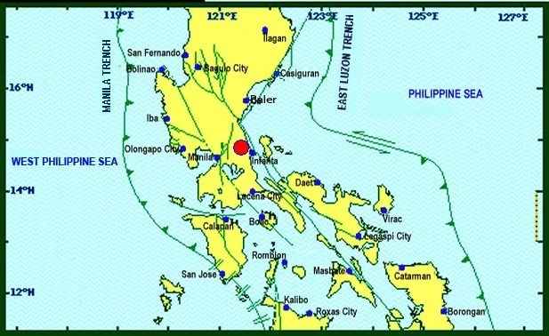 Quezon Province hit hard by 4.4 magnitude earthquake