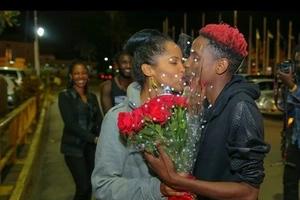 Hawa ndio WAPENZI wa Eric Omondi kabla ya kukutana na mchumba wake? (picha)