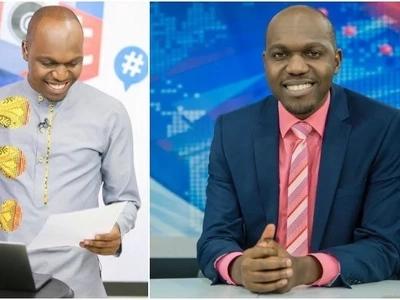 Wakenya wachoshwa na Larry Madowo kutokana na sababu hii