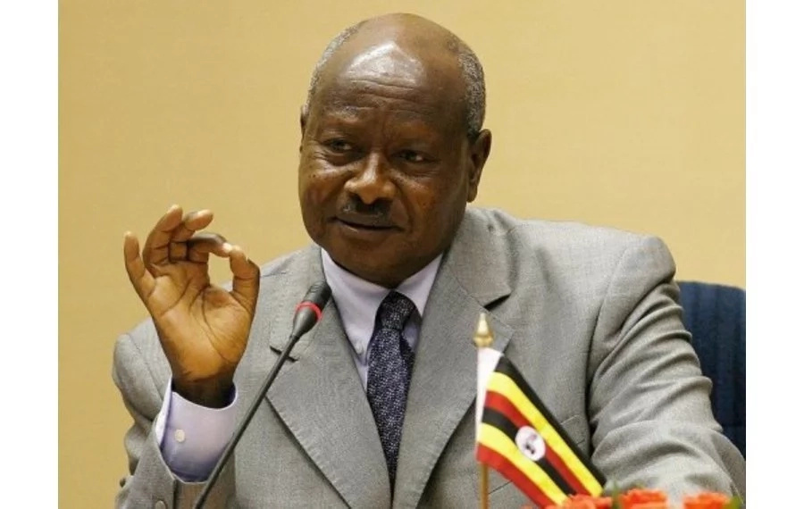 Museveni defends his controversial 30 years in power in a very special way