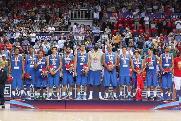Gilas Pilipinas to play Iran, Turkey in tune-up games