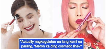 Nagkagulatan na lang daw! Anne Curtis breaks silence on makeup line rivalry with Vice Ganda