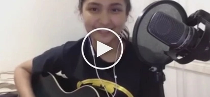 This netizen's angelic voice singing Parokya Ni Edgar's 'Sayang' is absolutely crush-worthy