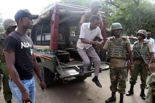 Kijana amsaliti babake 'mhalifu' anayetengeneza pesa bandia