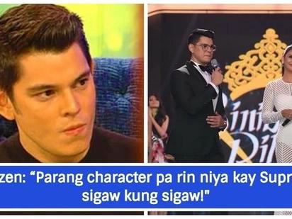 May kaaway ba si Richard? Netizens notice Richard Gutierrez 'shouting' while hosting Bb. Pilipinas, Ruffa explains why