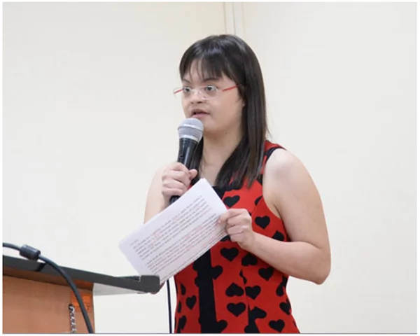 So Inspiring! Meet Brina Maxino, the degree holder who has Down Syndrome