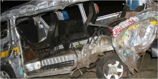 6 FAMILY members perish in a terrible road accident in Nakuru