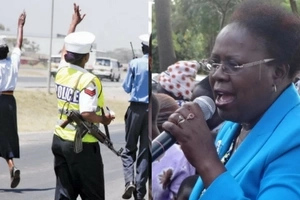 Police told to arrest female Jubilee MP