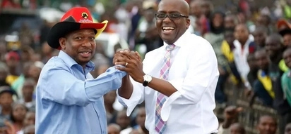 We are tight like this but will soon be unpopular - Mike Sonko's deputy speaks after claims they are in bad terms