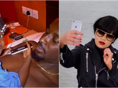 You need to see these PHOTOS of Vera Sidika's step-daughter that everyone is talking about