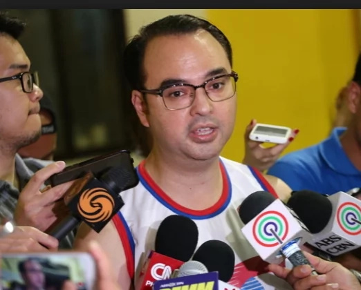 Cayetano speaks about Duterte's criticisms