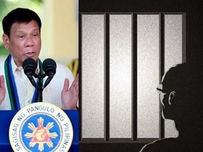 Duterte's promise of pardon for old prisoners, still on hold