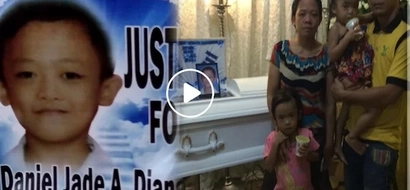 Family asks NBI and Duterte for help in finding justice for the their child