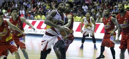 San Miguel wins Game 3 over Rain or Shine without Wilkerson