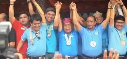 Binay promises to build Malacañang in CDO