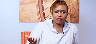 The SCORCHING WORDS Caroline Mutoko had for the guy who sang 'Yesu nipe Nyonyo'