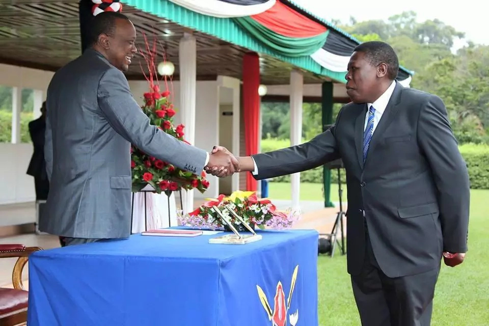 DP Ruto's private meetings now threatening to break Jubilee