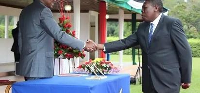 Eugene Wamalwa exits Nairobi gubernatorial race, eyes another county