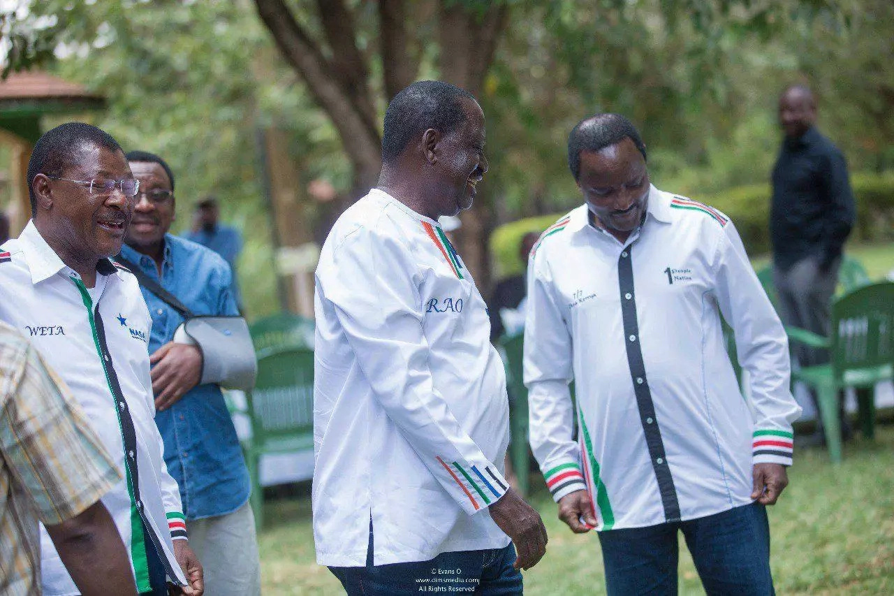 Group outruns NASA, books Uhuru Park for use on swearing-in day
