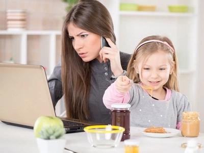 Soy una mamá que trabaja y aquí cuento cómo es realmente mi vida