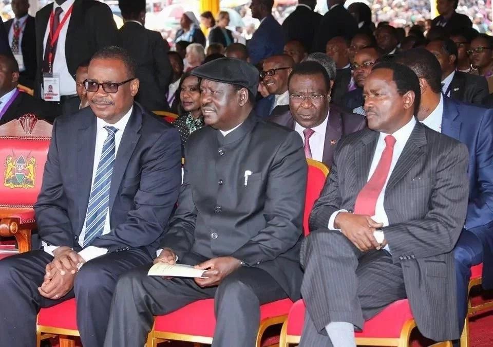 Hayajaisha, Kalonzo amshambulia Uhuru kwa kumpuuza Raila siku ya madaraka